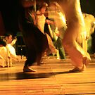 Dancing Feet by James Godber
