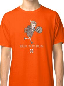 Run Boy Run (Adventure Time parody) Classic T-Shirt