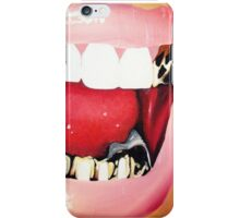 Smiling Grill iPhone Case/Skin