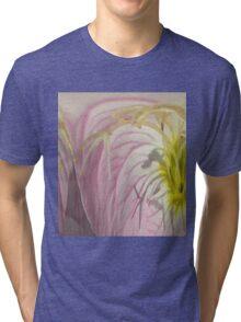 Flowerfall Tri-blend T-Shirt