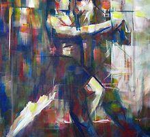 Tango in Lines by Samuel Durkin