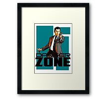 archer the danger zone Framed Print