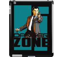 archer the danger zone iPad Case/Skin
