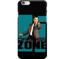 archer the danger zone iPhone Case/Skin
