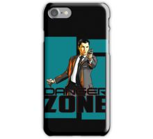 archer the danger zone iPhone Case/Skin