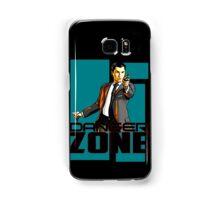 archer the danger zone Samsung Galaxy Case/Skin