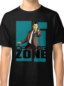 archer the danger zone Classic T-Shirt