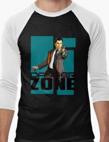 archer the danger zone Men's Baseball ¾ T-Shirt
