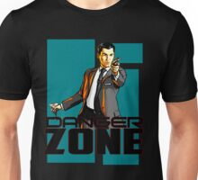 archer the danger zone Unisex T-Shirt