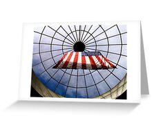 US Overhead Greeting Card