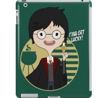 Harry's Gonna Get Lucky iPad Case/Skin
