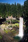 Brandywine Falls by Allen Lucas