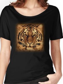 Tiger Fine Art Women's Relaxed Fit T-Shirt
