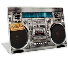 Ghetto Blaster Laptop Skin