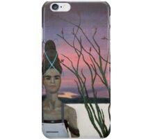 Henrietta and the Ocotillo iPhone Case/Skin