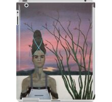 Henrietta and the Ocotillo iPad Case/Skin