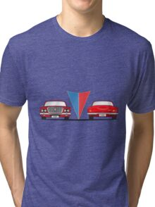 R Series Valiant Tri-blend T-Shirt