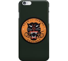 Seek Strike Destroy Tank Destroyer Emblem iPhone Case/Skin