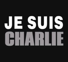 JE SUIS CHARLIE, I AM CHARLIE by Iva Ivanova