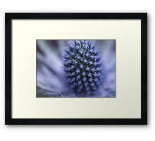 Flow. Framed Print