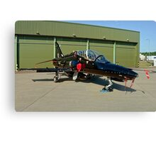 BAe Systems Hawk T.2 ZK021 Canvas Print
