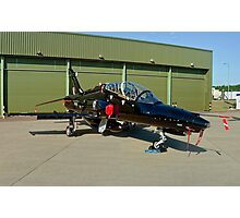 BAe Systems Hawk T.2 ZK021 Photographic Print