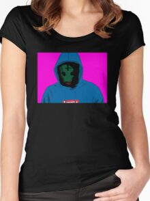 She - Tyler, the Creator of Odd Future Women's Fitted Scoop T-Shirt