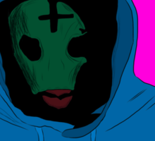 She - Tyler, the Creator of Odd Future Sticker