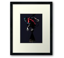 Nightcrawler - X-men Framed Print