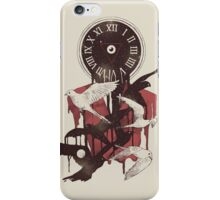 Existence in Time and Space iPhone Case/Skin