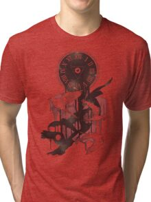 Existence in Time and Space Tri-blend T-Shirt