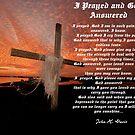 I PRAYED AND GOD ANSWERED by John Davis