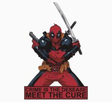 Deadpool - meet the cure #2 by craneone