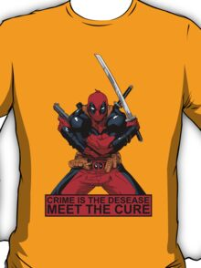 Deadpool - meet the cure #2 T-Shirt