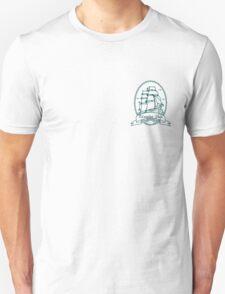 Abandon Ship Ship and Banner T-Shirt
