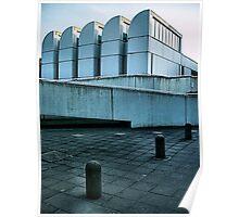 Bauhaus Archiv I Poster