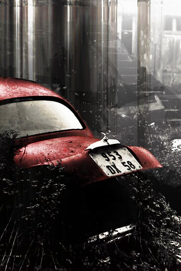 Parking de l'oubli : Forever... by Cyril Marchand