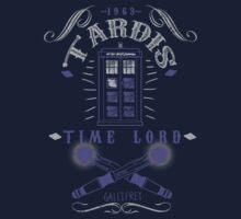 Time Lord Kids Clothes