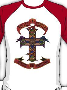 Ninjas N Turtles T-Shirt