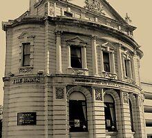 The Bank by Wayne Holman
