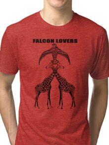Falcon Lovers xxxXxXx Tri-blend T-Shirt