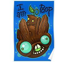 I Am Poop Poster