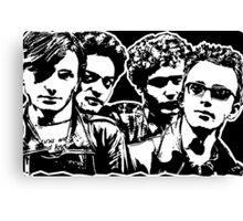 Adam & The Ants Canvas Print