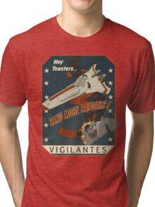 Vigilantes Tri-blend T-Shirt