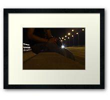 photographers dreams Framed Print