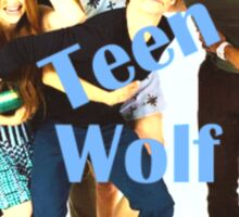 Teen Wolf Cast Sticker