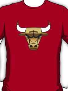 Chicago Bulls Gold T-Shirt