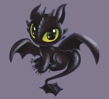 Baby Toothless Kids Tee