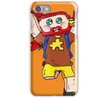 Hoojo iPhone Case/Skin