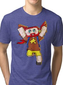 Hoojo Tri-blend T-Shirt